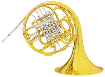 Conn 6D Intermediate Double French Horn
