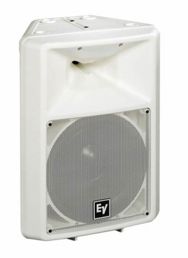 "Electro-Voice SX300WE 300W 12"" Two Way Loudspeaker - White"