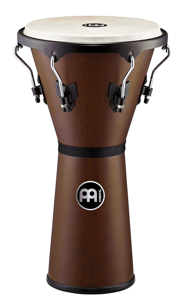 Meinl HDJ500VWB-M Headliner Series Wood Djembe-Vintage Wine Barrel