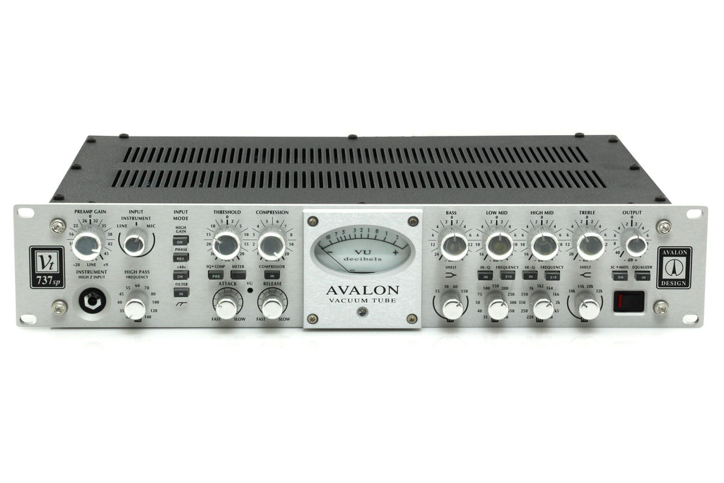 Avalon VT-737SP Tube Channel Strip