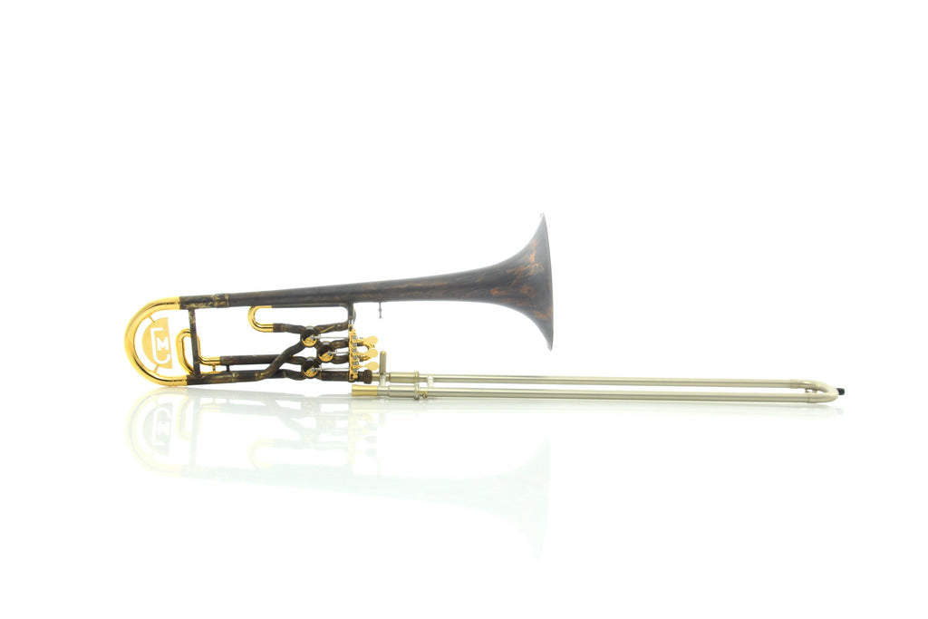 Schagerl Superbone Trombone - Vintage Matte Lacquer Bell