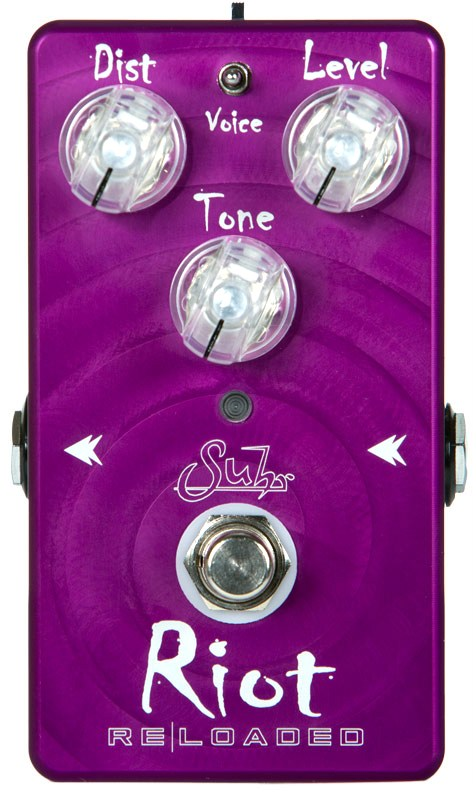 Suhr Riot Reloaded Distortion Pedal