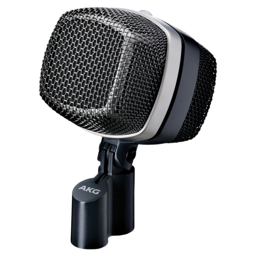 AKG D12VR Large-Diaphragm Dynamic Microphone Designed Specifically For Kick-Drum Recording Applications