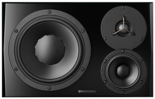 Dynaudio Professional LYD-48B/R 3-Way Reference Monitor - Black, Right