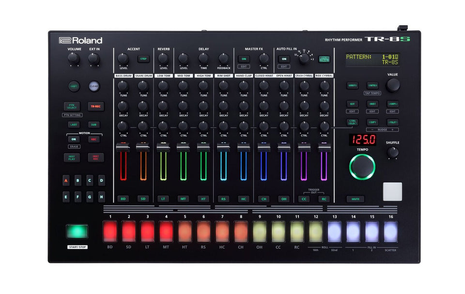 Roland TR-8S Rhythm Performer Drum Machine