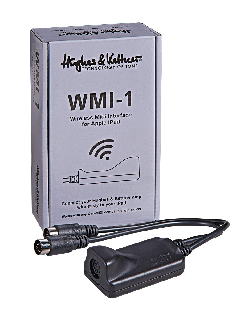 Hughes & Kettner WMI-1 Wireless MIDI Interface for GrandMeister Head