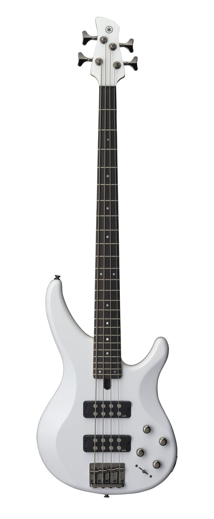 Yamaha TRBX304 Electric Bass Guitar - White
