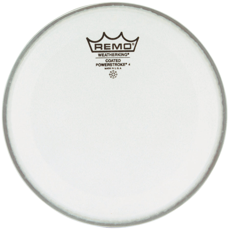"Remo 8"" Coated Powerstroke 4 Drum Head"