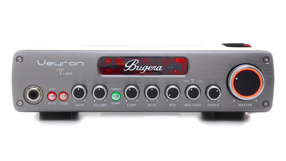Bugera BV1001T Veyron Tube Bass Amplifier Head