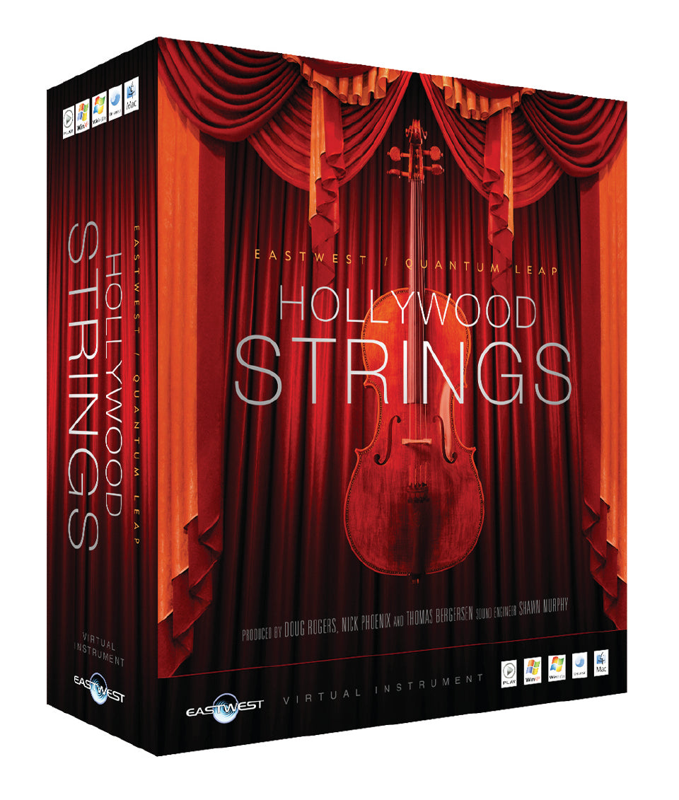 EastWest Hollywood Strings - Gold