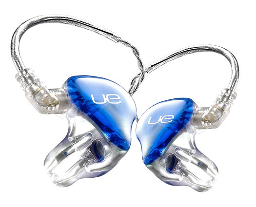 Ultimate Ears UE 11 PRO Custom Molded In Ear Monitors