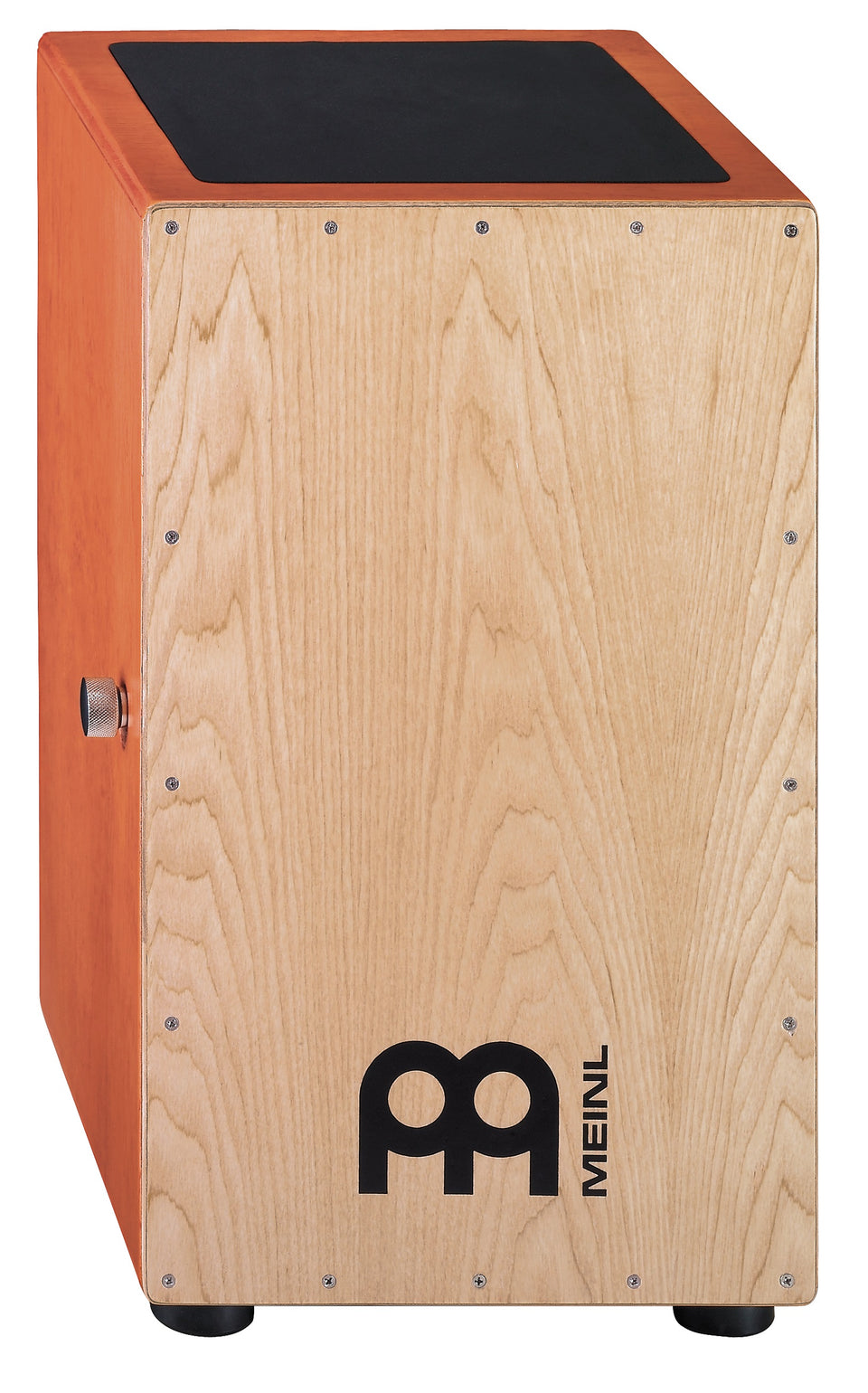 Meinl CAJ1SNT-M Modern Snare Cajon with American White Ash Frontplate