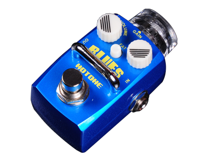 Hotone Skyline Series BLUES Overdrive Stomp Box