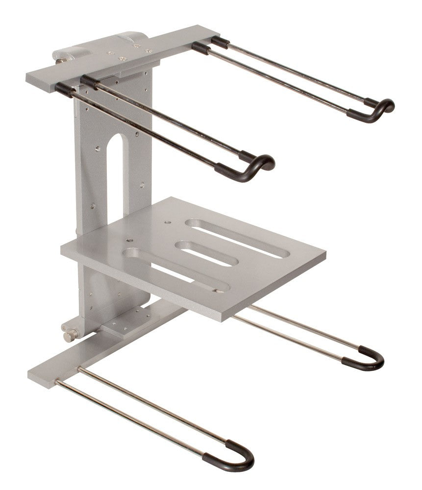 Jamstands JS-LPT400 Aluminum Double-Tier Laptop/DJ Stand
