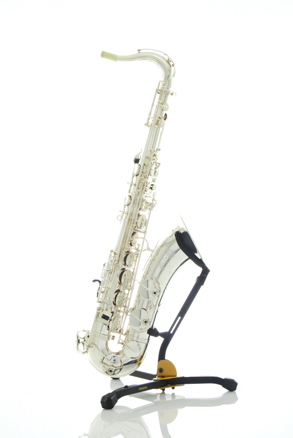 Selmer Super Action 80 Series II Tenor Saxophone - Silver Plate