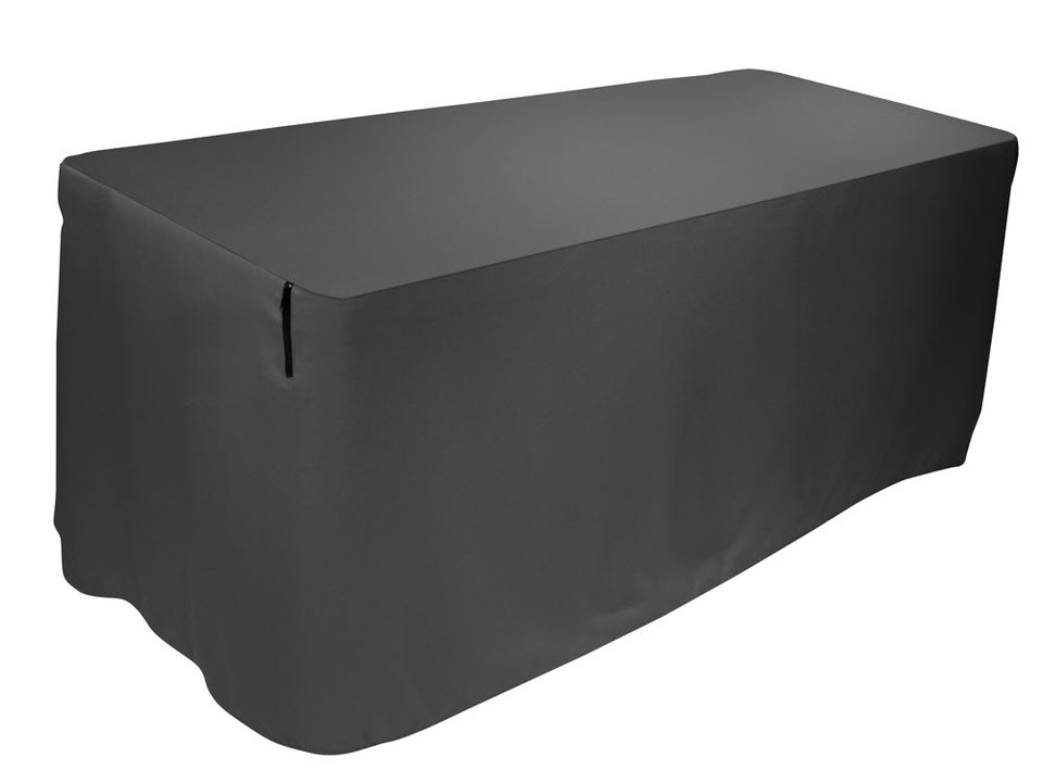 Ultimate Support USDJ-8TCB 8FT Form-Fitting Table Cover - Black