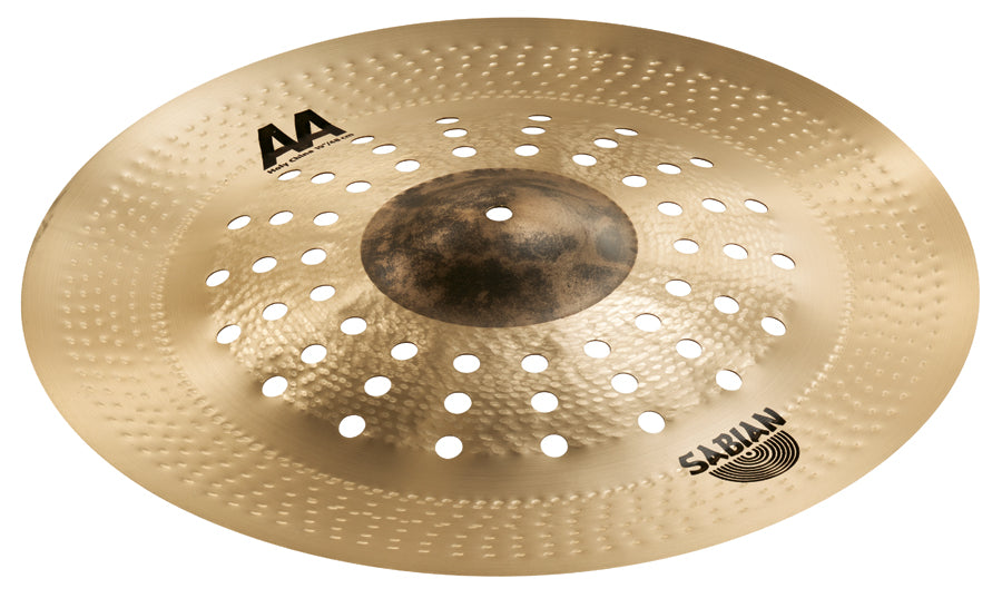 sabian 19 aa holy china cymbal chuck levin 39 s. Black Bedroom Furniture Sets. Home Design Ideas