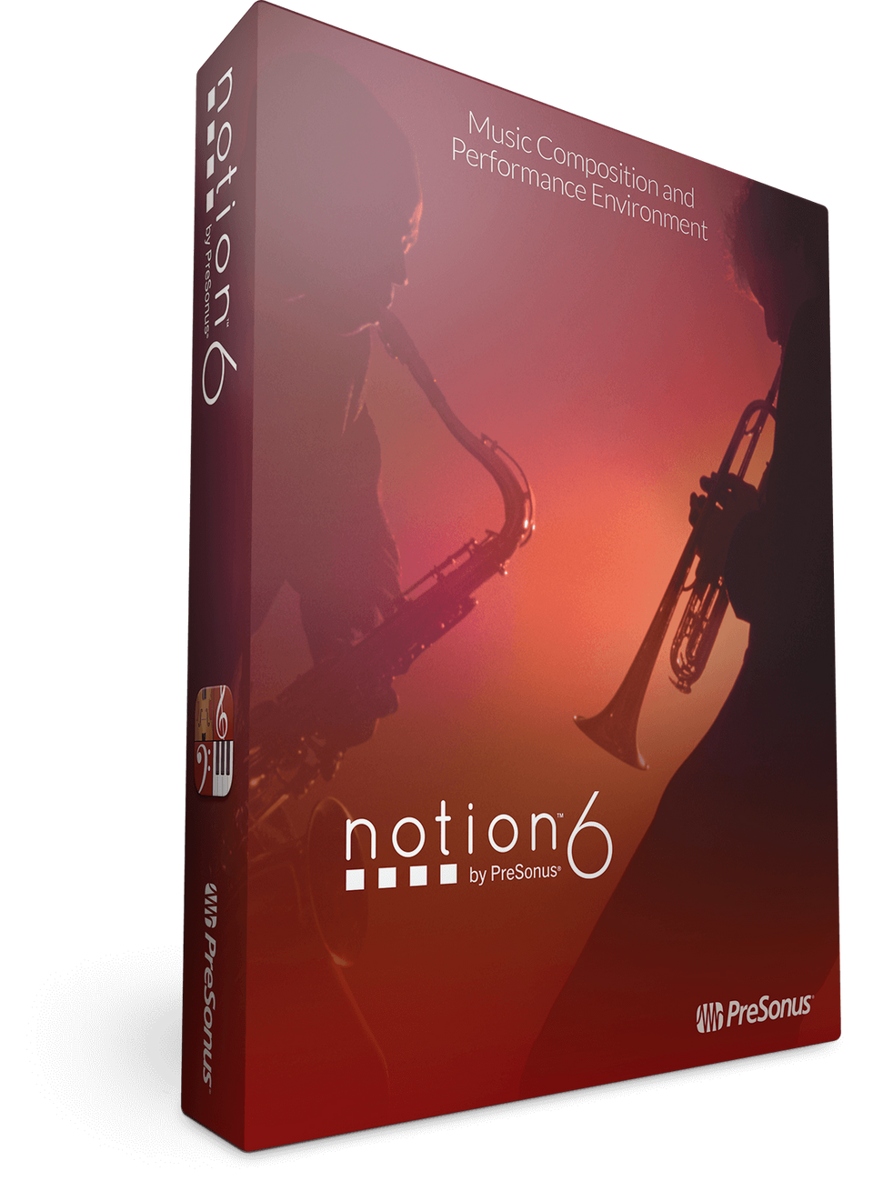 PreSonus Notion 6: (Electronic License Only)