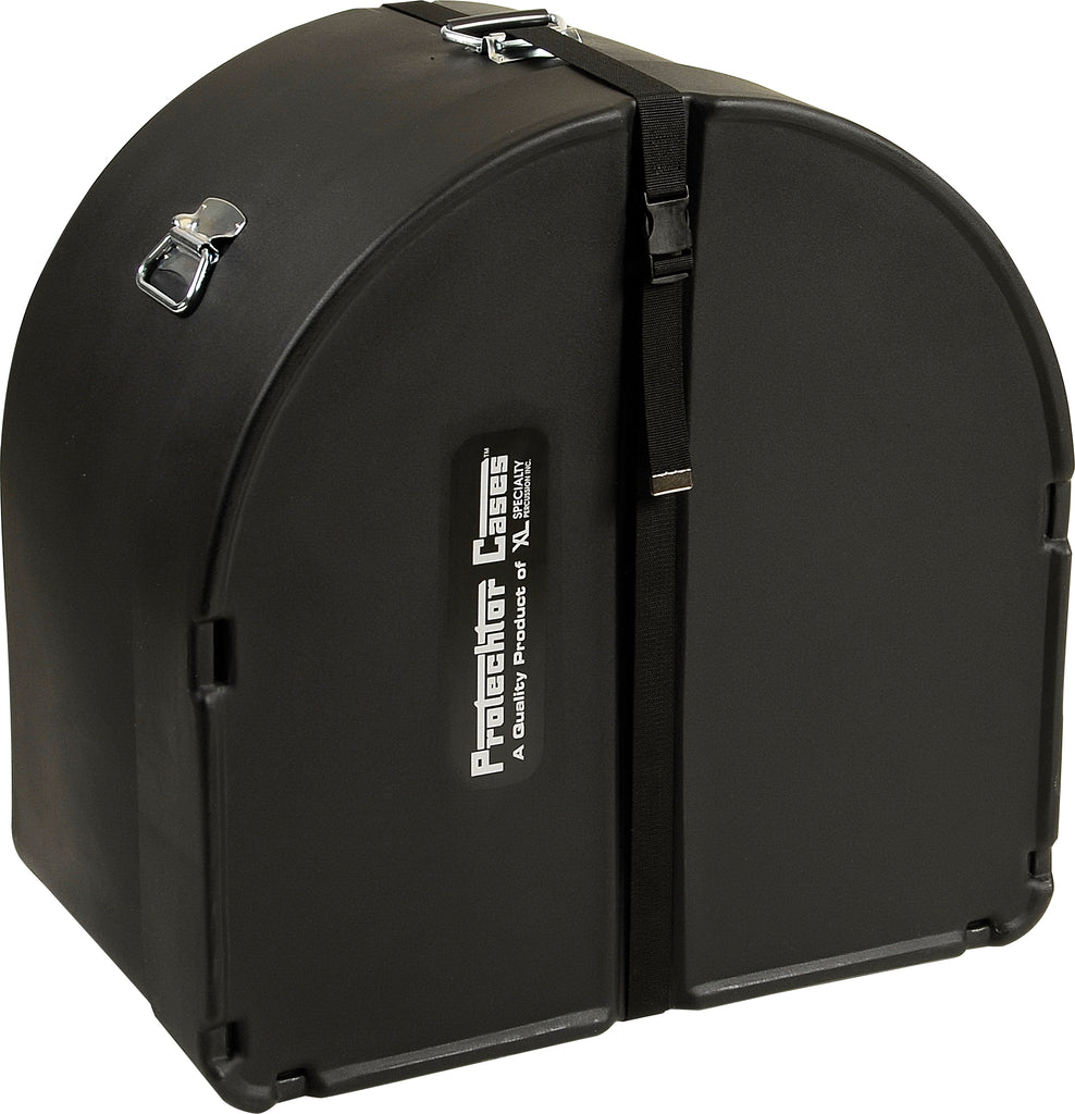 "Gator Cases GP-PC2217DP Molded PE Steel Drum Case; 22""; Deluxe Edition"