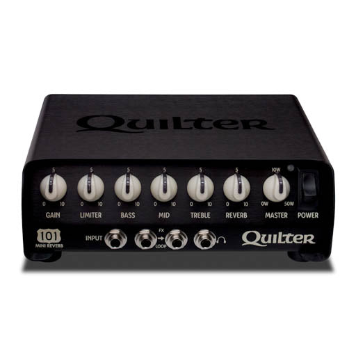 Quilter 101 Reverb 50W Guitar Amplifier Head
