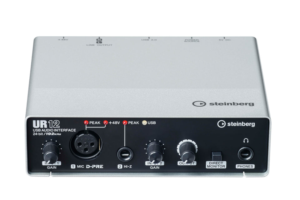 Steinberg UR12 Audio Interface