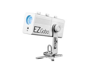CHAUVET DJ EZGOBO Battery-Powered LED Gobo Projector