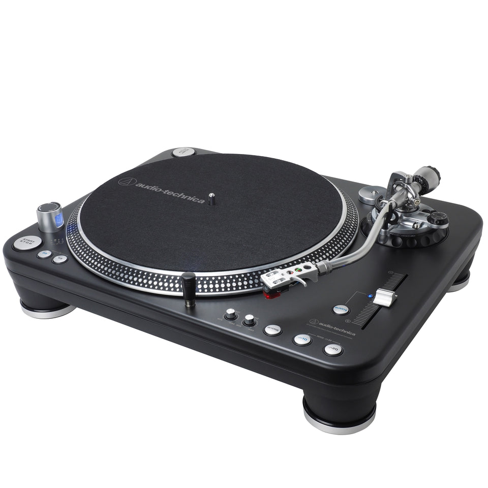 Audio-Technica AT-LP1240-USB XP Direct Drive Professional DJ Turntable