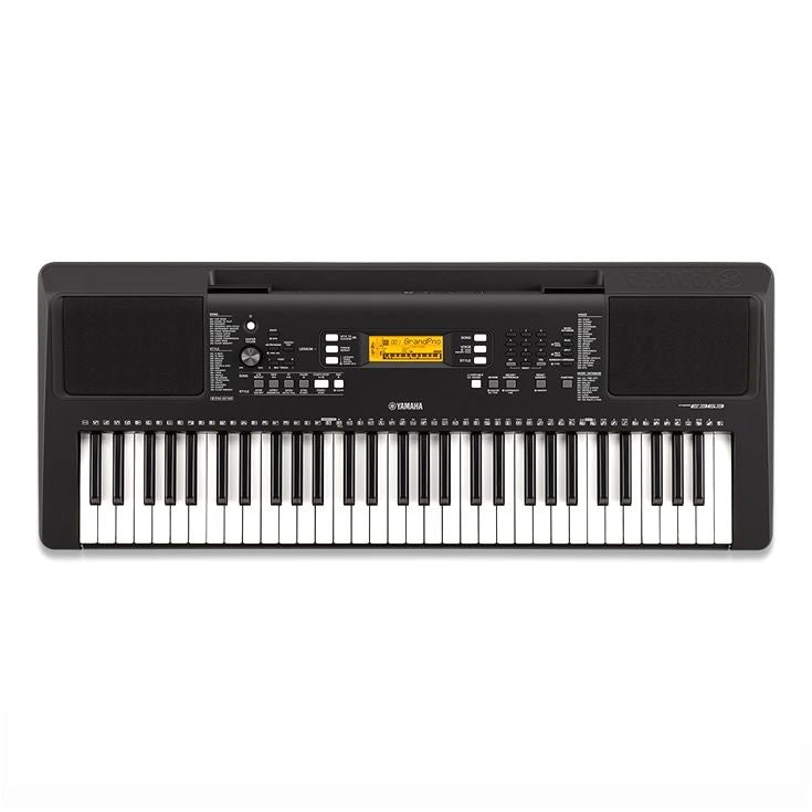 Yamaha PSR-E363 Kit Portable Keyboard W/ SK B2 Survival Kit