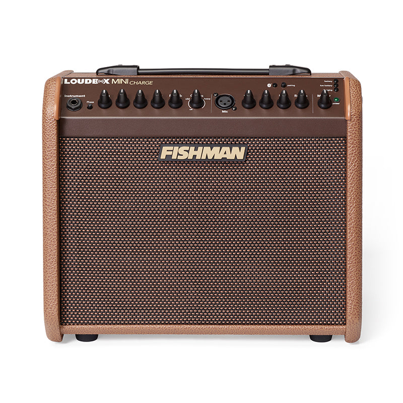 Fishman Loudbox Mini Charge Acoustic Instrument Amplifier