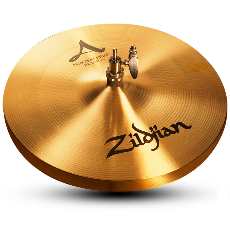 "Zildjian 13"" A New Beat Hi-Hat Cymbal Bottom"