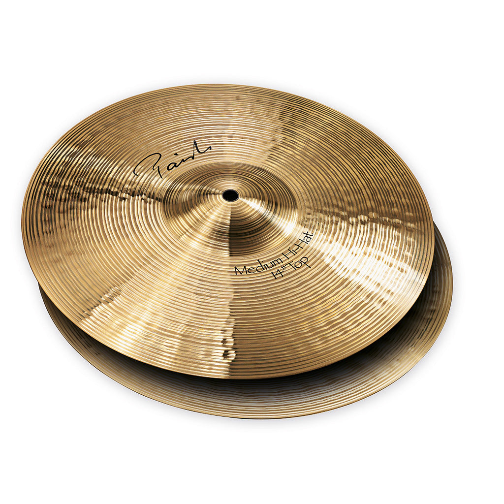 Paiste Signature Medium Hi-Hat Cymbals