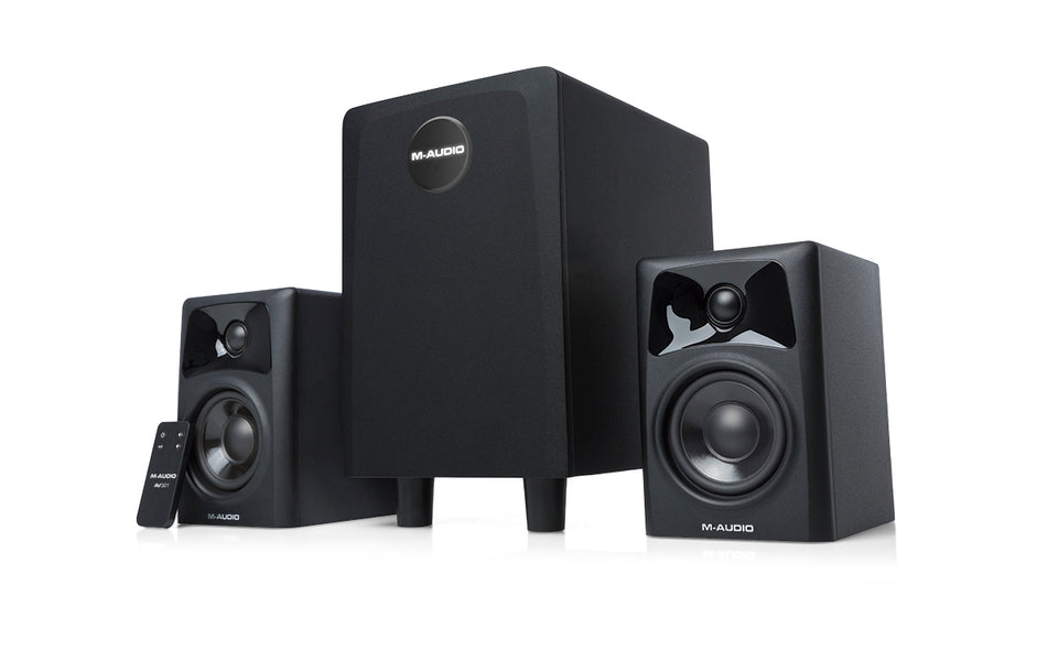 M-Audio AV32.1 2.1-Channel Powered Speaker System
