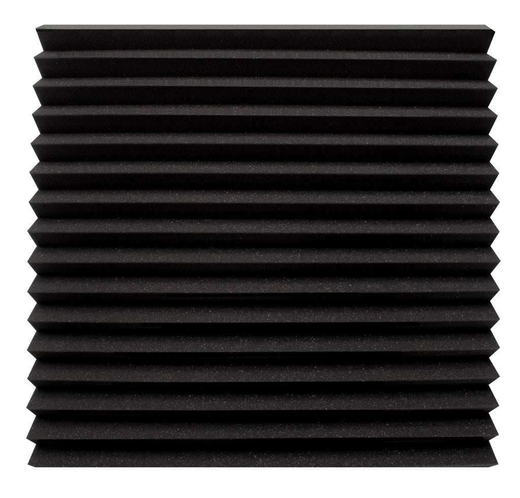 "Ultimate Support UA-WPW-24 Wedge-style Professional Studio Foam - 24""x24""x2"" (Pair)"