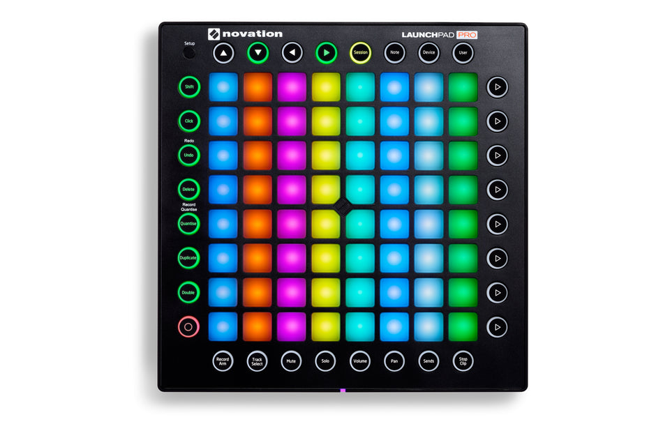 Novation Launchpad Pro Ableton Controller