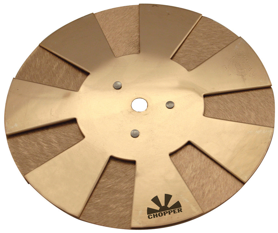 "Sabian 8"" Chopper"