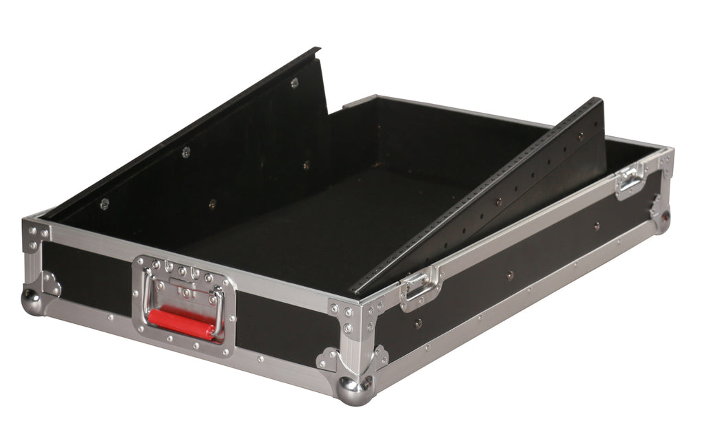 Gator G-Tour-SLMX10 10U Slant Top Mixer Case
