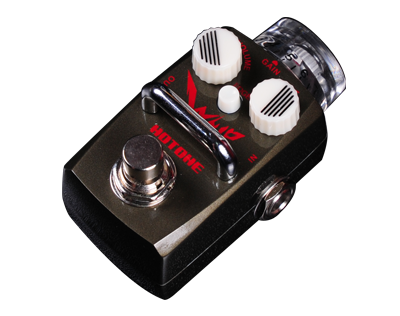 Hotone Skyline Series WHIP Metal Distortion Stomp Box