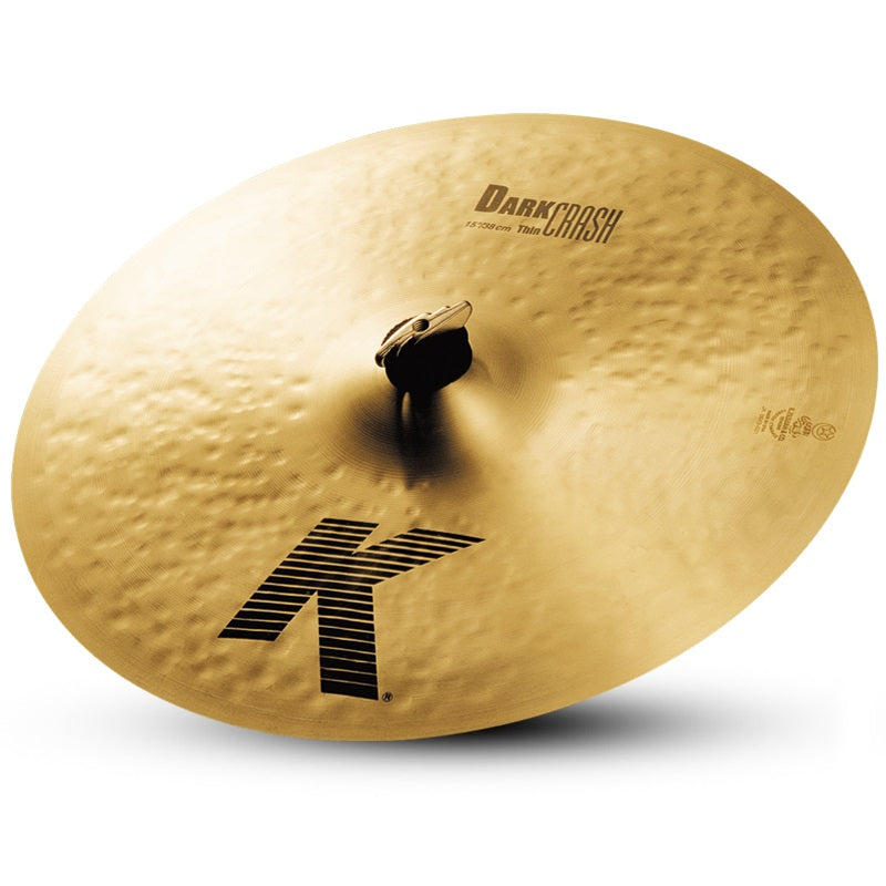 Zildjian K Dark Crash Cymbal Thin