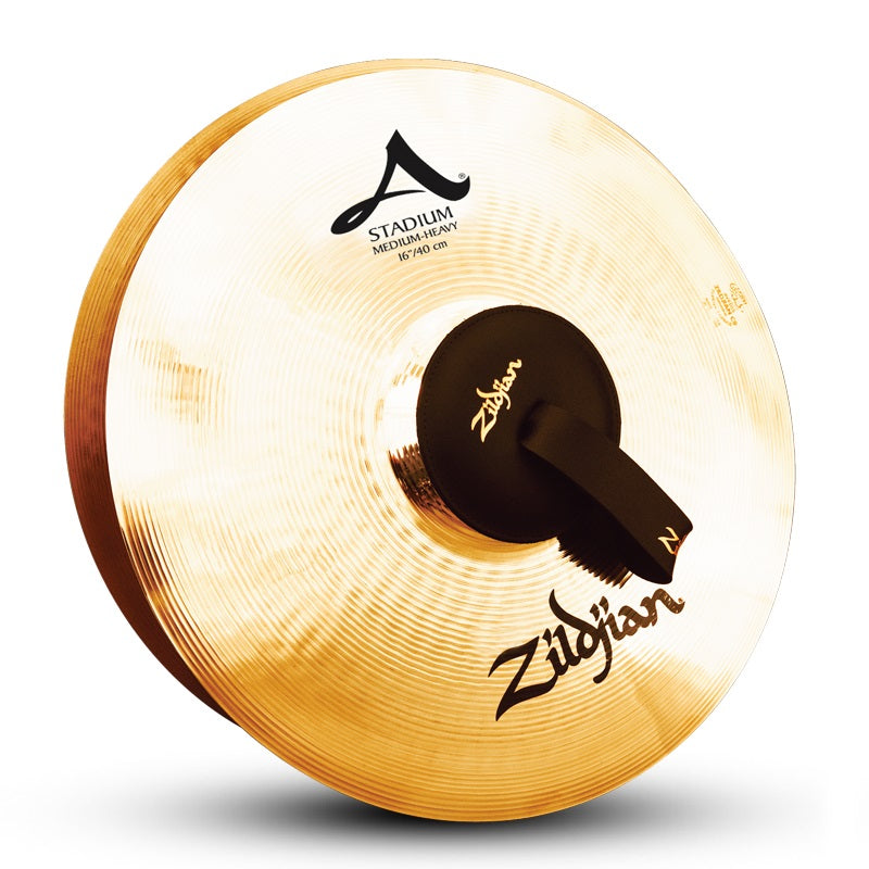 "Zildjian 16"" A Stadium Medium Heavy Cymbals - Pair"