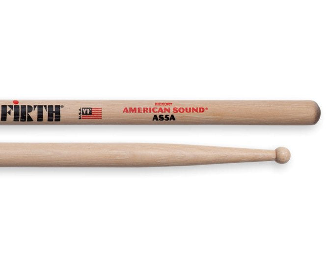 Vic Firth American Sound 5A Round Tip Drumstick
