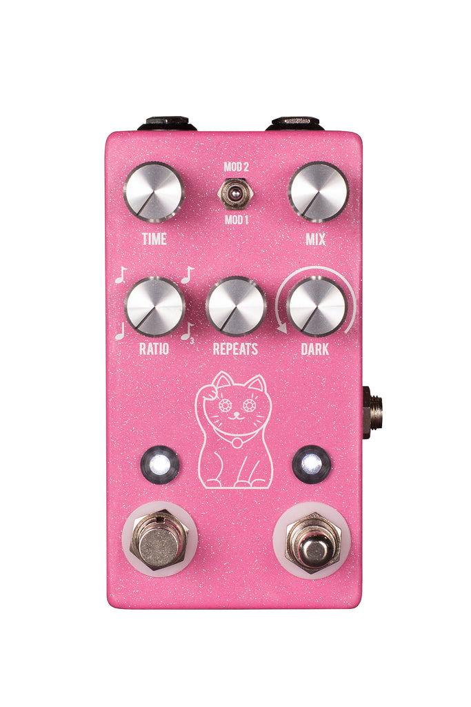 JHS Pedals Lucky Cat Delay Pedal