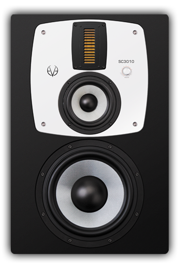 "EVE Audio SC3010 3-Way 10"" Active Monitor"