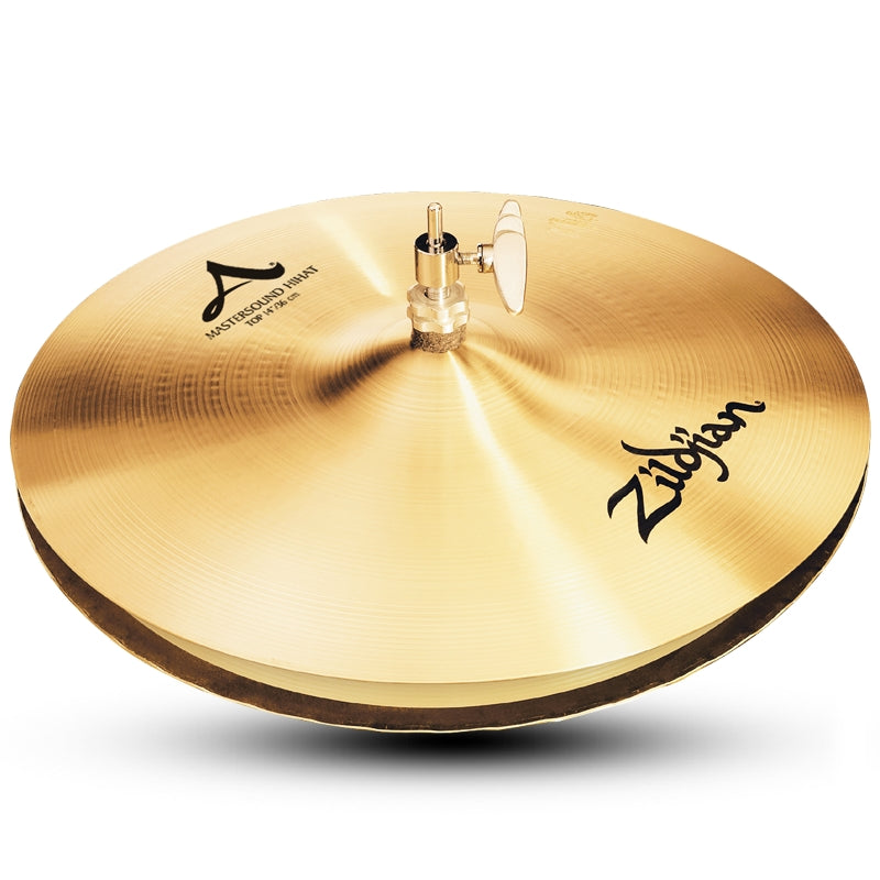 "Zildjian 14"" A Mastersound Hi-Hat Cymbal Top"