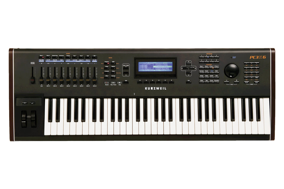 Kurzweil PC3K6 61-Key Production Keyboard