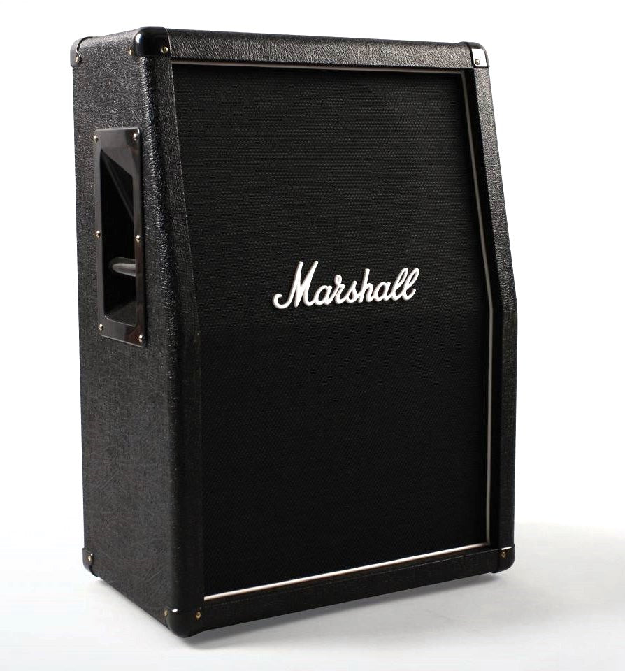 Marshall MX212A 160W 2x12 Angled Guitar Amplifier Cabinet