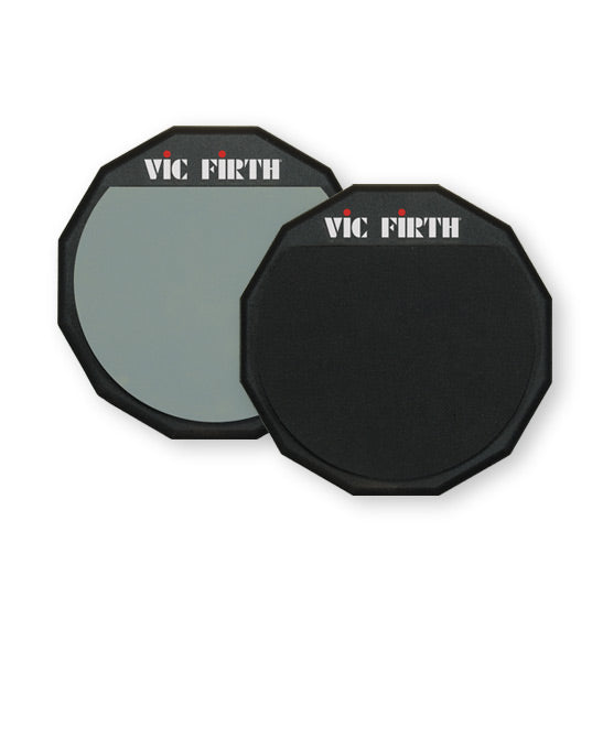 "Vic Firth PAD6D 6"" Double-Sided Practice Pad"