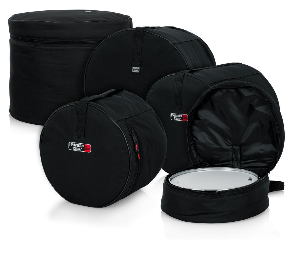"Gator GP-FUSION16 5-Piece Fusion Drum Set Bags - 16"" Tom"