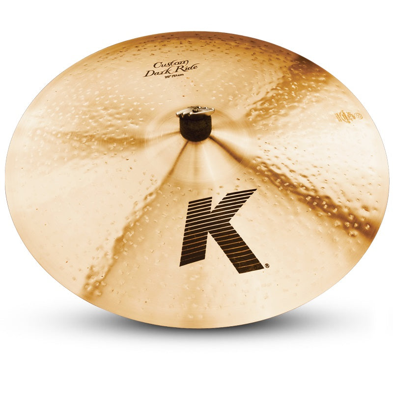 "Zildjian 20"" K Custom Dark Ride Cymbal"