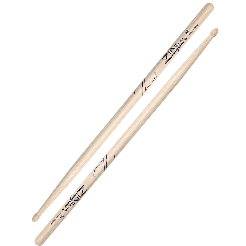 Zildjian Z5A Natural Hickory 5A Drum Sticks