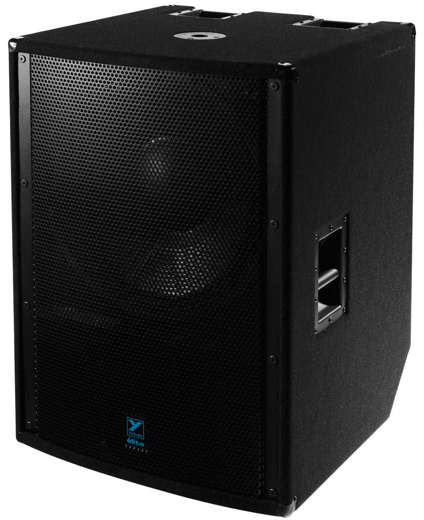 "Yorkville LS2100P Elite Series 21"" Powered Subwoofer - Carpeted"